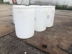 45 gallon barrels