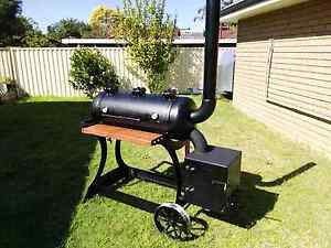 Offset smoker BBQ Ferndale Canning Area Preview