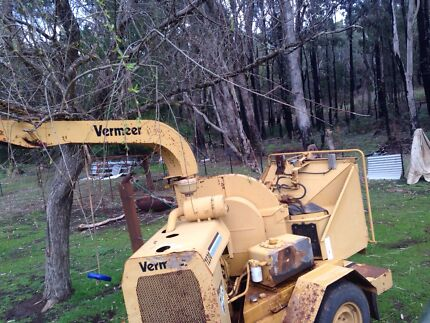 Vermeer 1230 wood chipper/mulcher with only 307hrs Gosnells Gosnells Area Preview