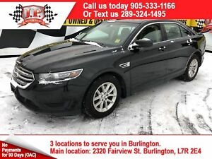 2015 Ford Taurus SE, Automatic, Back Up Camera, Bluetooth