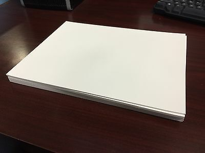 Teslin Synthetic Paper Sp1000 10 Mil 8.5 X 11 100 Sheets Extra