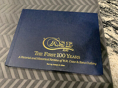 "Case xX Knife Book ""The First 100 Years"""