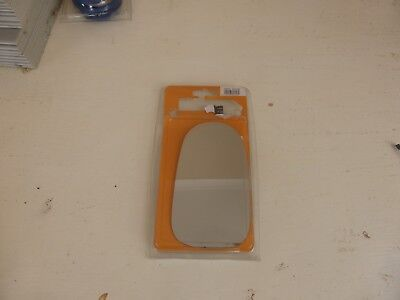 Halfords SR616 Standard Replacement Mirror Glass N/S Nissan Almera Tino 00-On