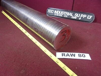 A2 A2-tool Steel 3 X 17 12 Long Round Stock Raw80