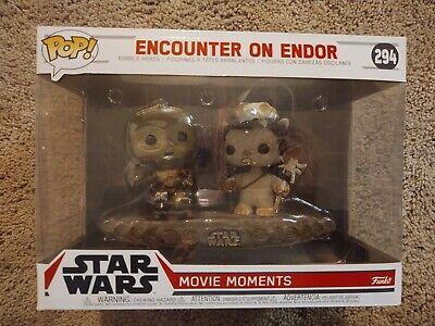 Funko Pop! Star Wars 294 - Encounter on Endor Movie Moments Return of the Jedi