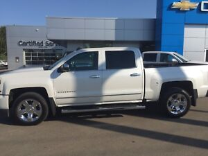 2017 chev Silverado LTZ2 full load take over payments