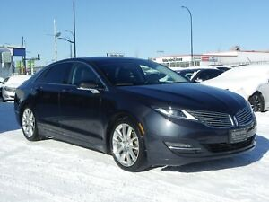 2014 Lincoln MKZ AWD|3.7L V6|GPS|BACK.UP-CAM|PANO-ROOF|LEATHER