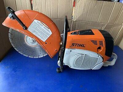 Stihl Ts800 Gas Concrete Cut-off Saw W 16 Disk