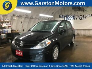 2012 Nissan Versa 1.8 S Hatchback*TRACTION CONTROL*POWER WINDOWS
