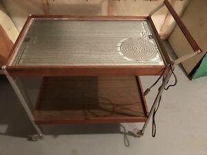 Electric Coffee Cart