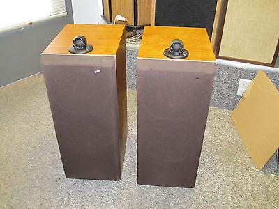 Vintage Pair B&W Bowers & Wilkens DM7 MK2 Speakers