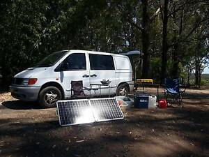 Mercedes Vito camper/van–Automatic,136,000KM + Camping Gear Caboolture Caboolture Area Preview