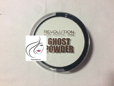 White Powder Makeup Halloween (Makeup Revolution Ghost White Powder Halloween Goth FREE 1ST CLASS)