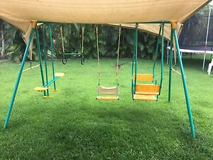 Swing set Durack Palmerston Area Preview