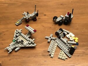 Classic Space LEGO Sets and pieces