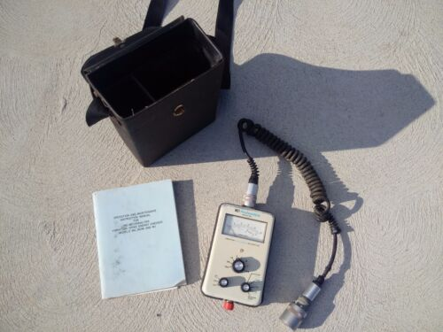 NICE!!  IRD Mechanalysis Vibration Spike Energy (SE) Detector 810