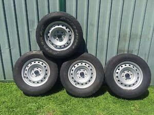 17inch 6 Stud Rims Findon Charles Sturt Area Preview