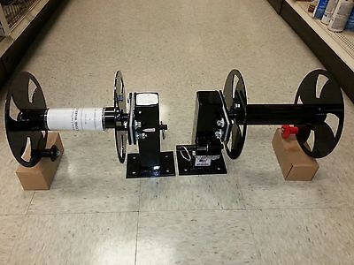 Chisholm 10 Single Welding Cable 2 Reel Set New