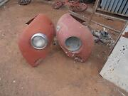 Volkswagen Beetle  front guards plus light and hub cap Angle Vale Playford Area Preview