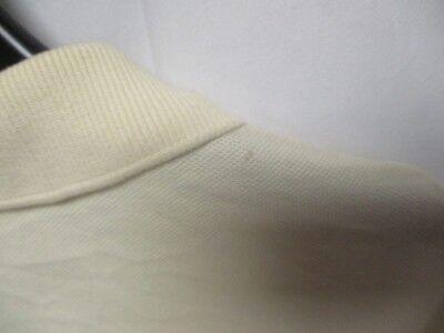 Polo lacoste devanlay jaune paille shirt jersey coton manches courtes 7
