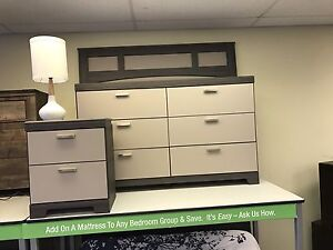 Ashley Harlinton 6pc bedroom