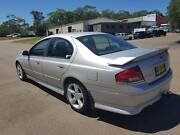 Ford BA MKII XR6 2004 Newcastle Newcastle Area Preview