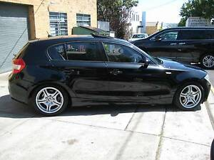 2006 BMW 130I Hatchback MSPORT BLACK/SUNROOF A1 Heidelberg Heights Banyule Area Preview