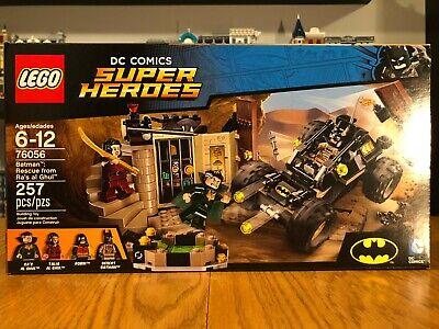 LEGO DC Super Heroes Batman Rescue from Ra's al Ghul 76056 NISB *RETIRED*