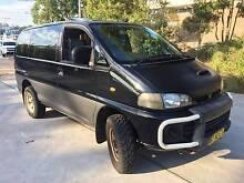 1996 Mitsubishi Delica Van - 4WD,cold air con,7 seats,6 mths rego Rhodes Canada Bay Area Preview