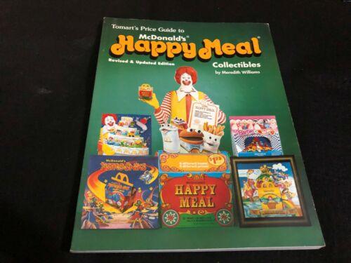 VINTAGE PRICE COLLECTORS GUIDE book - 1995 MCDONALDS HAPPY MEALS TOYS