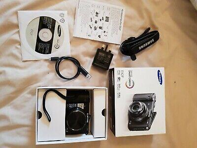 Samsung EX2F Smart Camera F1.4