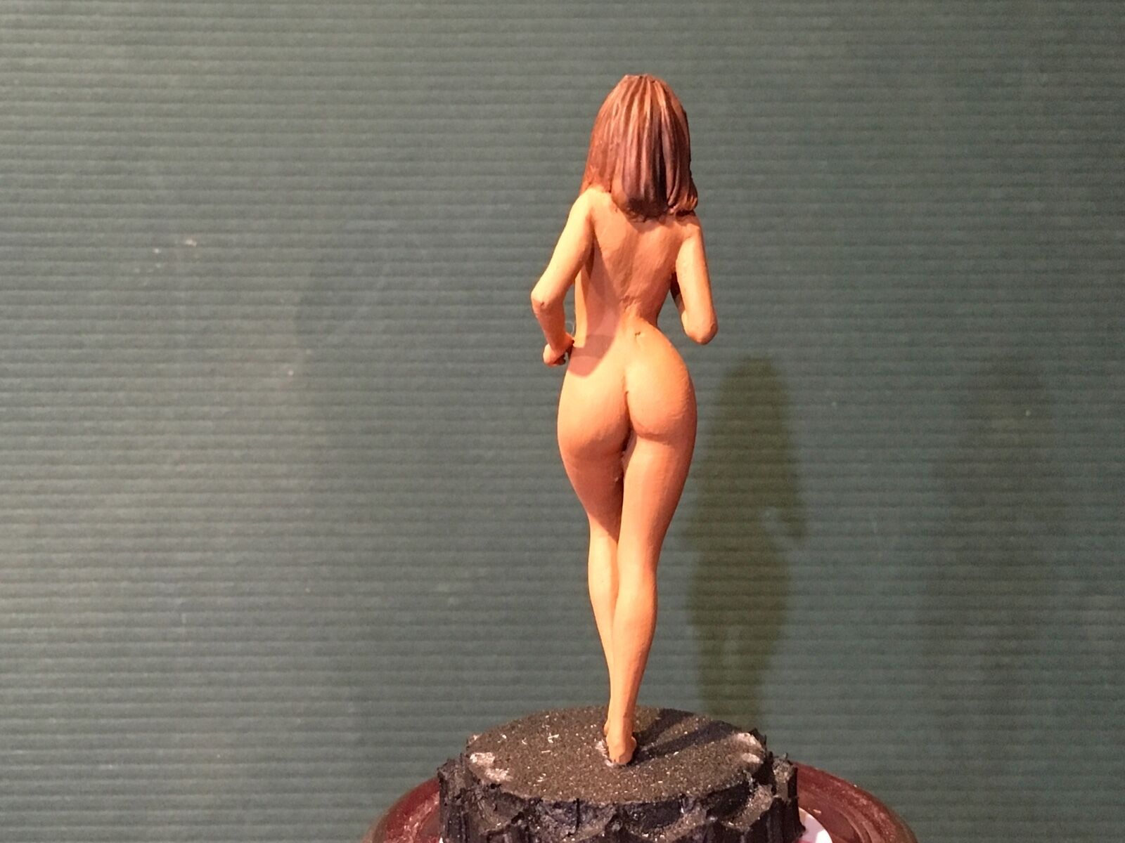 Videos young erotic resin models young