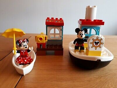 Lego Duplo Disney 10881 - Mickey and the Roadster Racers Boat Floats - no box