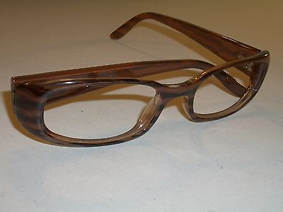 RAY BAN RB2129 SLEEK WOODEN GRAIN RECTANGULARS SUNGLASSES/EYEGLASS FRAMES ONLY