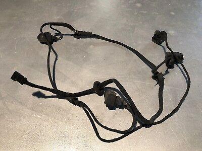 Mercedes Benz CLK W209 V6 4x PDC Sensoren mit Kabel Hinten A0015427418