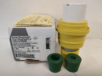 New In Box Daniel Woodhead 20a Watertight Plug 27w48mb 1301470050