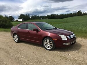2007 Ford Fusion for parts