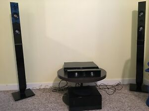 Samsung Blue Ray Surround sound home theatre system