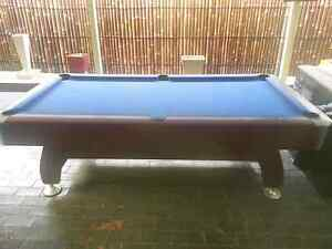 Billiard table pick up only Mill Park Whittlesea Area Preview