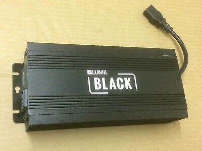 LUMII BLACK 600W ELECTRONIC DIGITAL DIMMABLE BALLAST (0319)