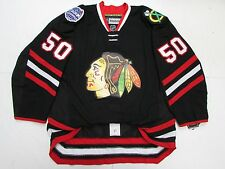CRAWFORD CHICAGO BLACKHAWKS AUTHENTIC 2014 STADIUM SERIES REEBOK EDGE 2.0 JERSEY