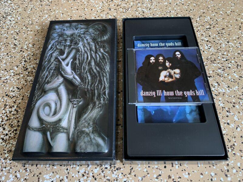 """1992 Danzig III """"How The God"""