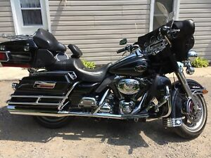 2008 Harley Davidson Electra Glide Ultra Classic
