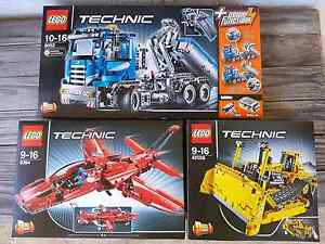 LEGO Technic Sets - brand new, rare, retired Dulwich Hill Marrickville Area Preview