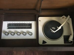 WORKING CONDITION Vintage Electrohome Stereo Cabinet