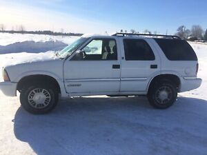 2000 GMC Jimmy 4x4