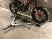 Support Rack a moto