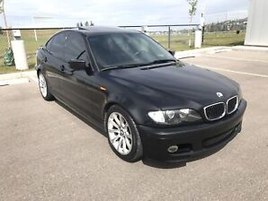BMW 330i M sport 6-speed manual