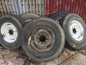Ford F-250 1978 Tyres and Rims Mudgee Mudgee Area Preview