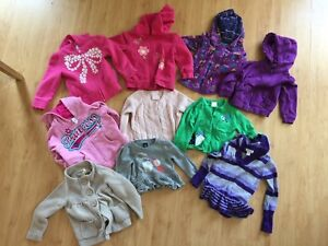 6-12 & 18-24 months sweaters